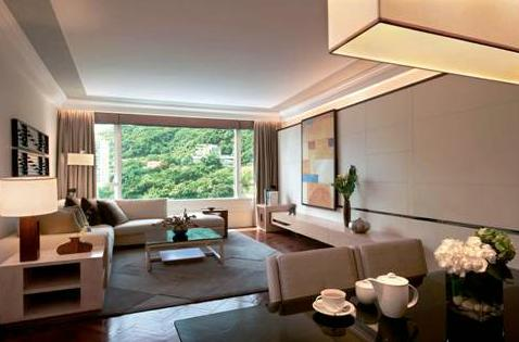 Soaring Above Hong Kong S Premier Lifestyle Hub This Home Address Of The 270 Suite Pacific Place Apartments Are Designed For Those Who Enticed By